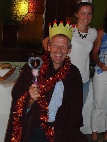 Geburtstagsfeier Rainer Herb, Quelle: Privat